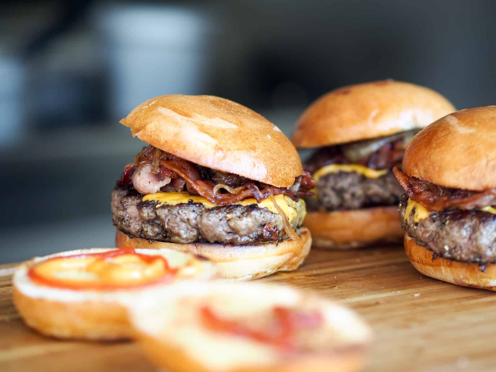Everything you ever wanted to know about Hamburgers