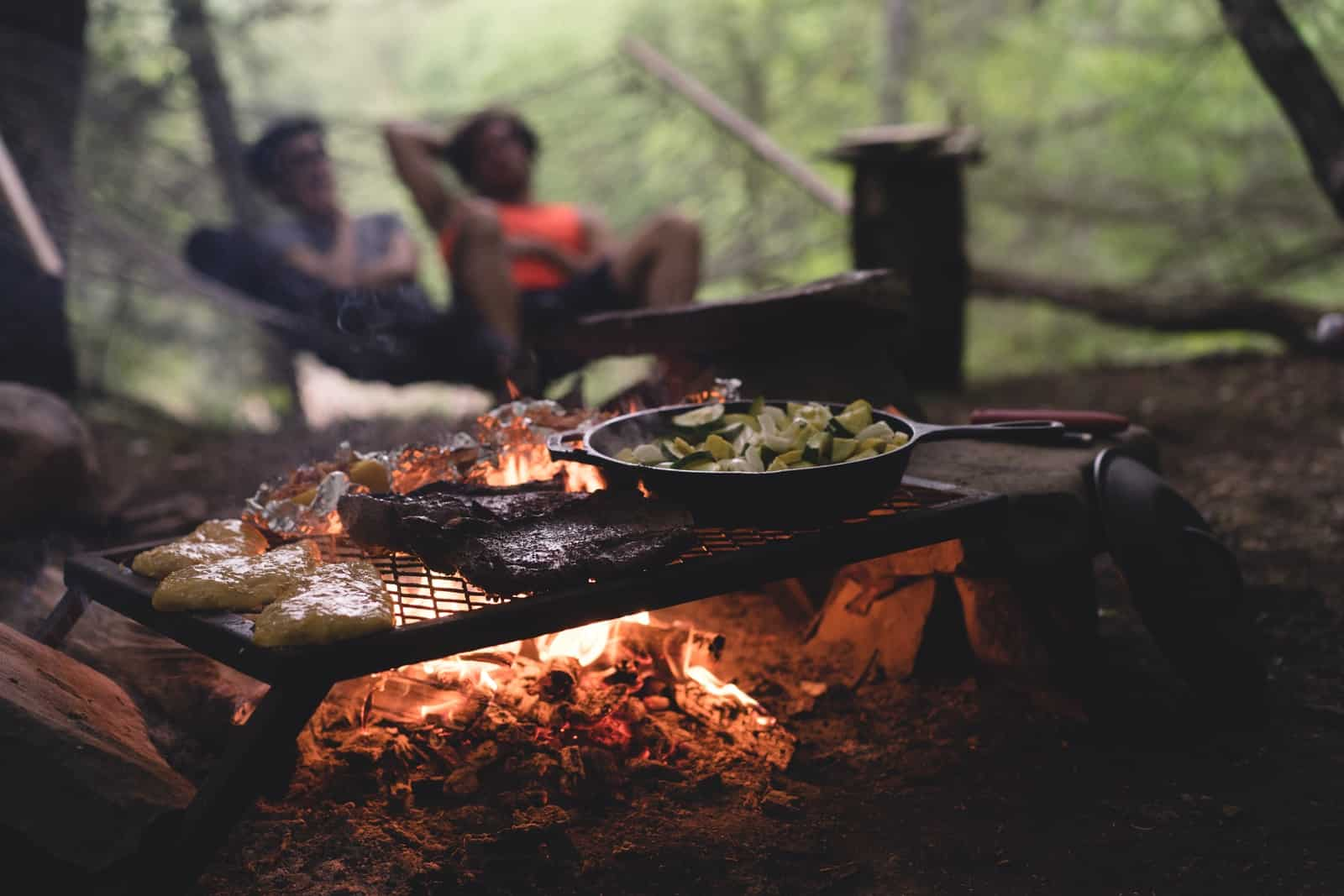 Camping Meals: Great Ideas for Outdoor Cooking